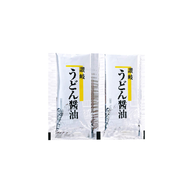 讃岐うどん醤油 20㎖(2連)
