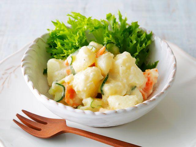 カマダ風ポテトサラダ